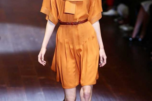 Женская мода: осень-2015