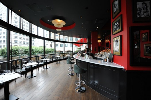 Лучшие рестораны Canary Wharf