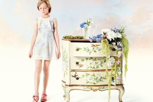 Baby Dior – элегантность для самых маленьких