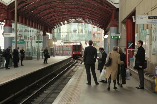 Canary Wharf: район для работы и жизни