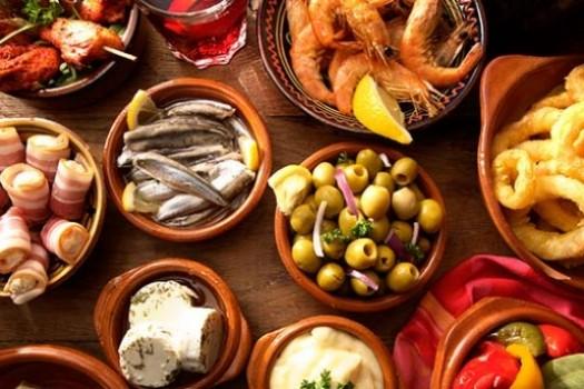 Испания в тарелке
