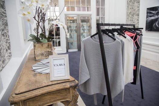 Татьяна Корсакова представила дебютную коллекцию Vaara