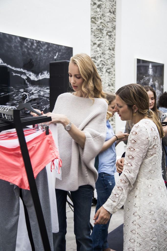 Татьяна Корсакова и Эми Хопкинс из Women's Health