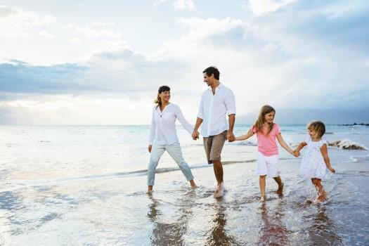 Испания – любимая страна россиян для отдыха с семьей
