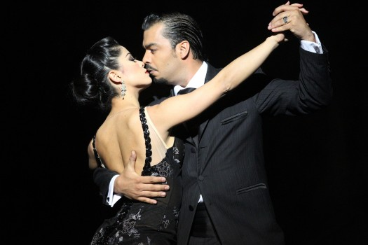 Аргентинское танго – танец любви