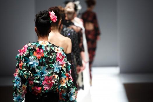 Российская мода на берегах Темзы