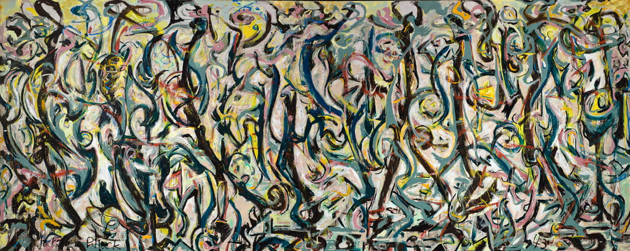 an overview of the abstract expressionism as an american post world war two art movement The art world was transformed by the catastrophe of world war two to begin abstract expressionism to modern art was to great american art movement.