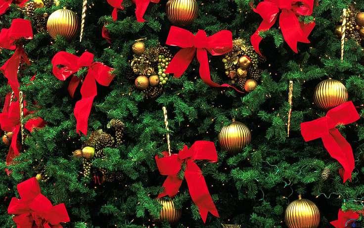 13 рождественских елок мира
