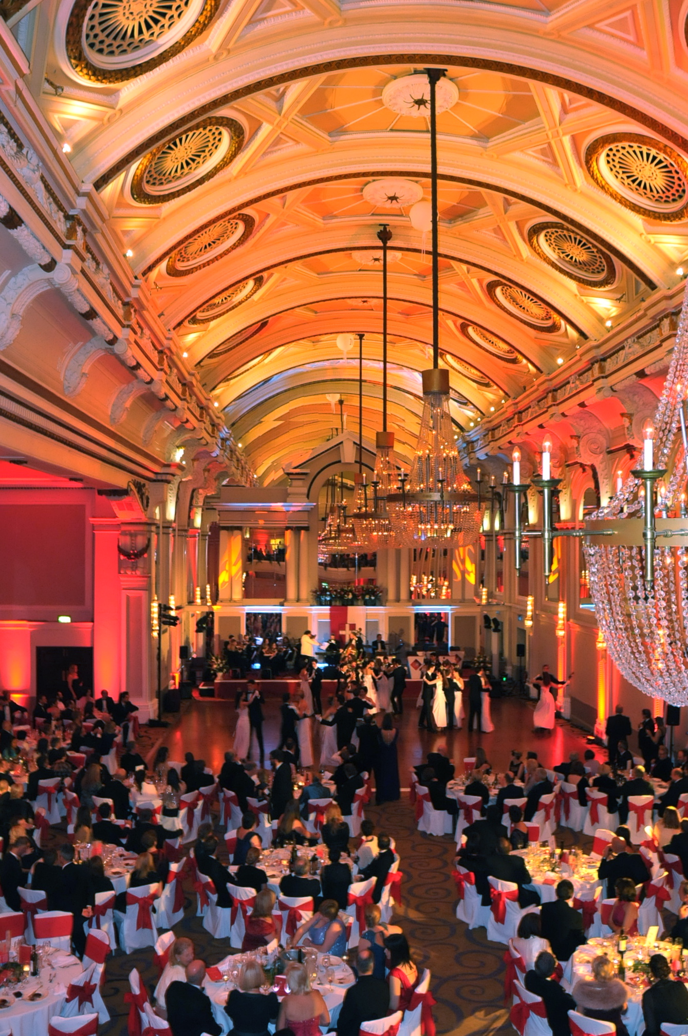 17 января будет дан Зимний Русский Бал в зале Grand Connaught Rooms.