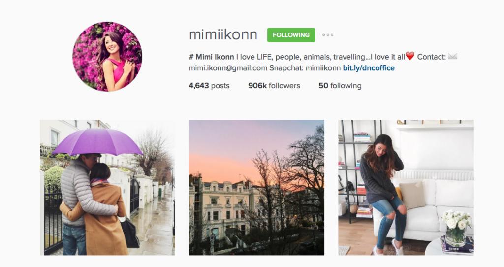 Instagram Russians in London