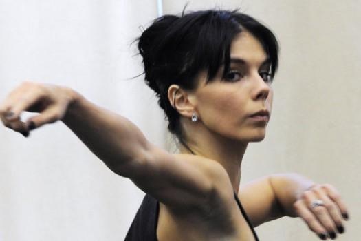 Наталья Осипова в современном танце