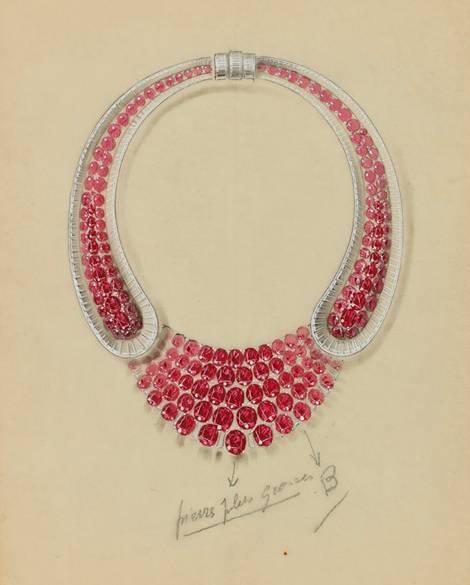VCA-necklace