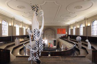 Современное искусство в Zabludowicz Collection
