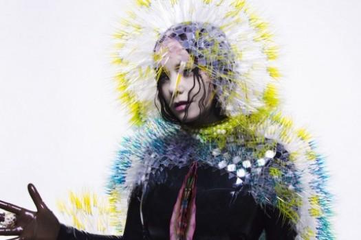 Бьорк привезет в Лондон выставку и грандиозное шоу