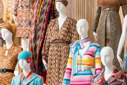 Выставка итальянского модного дома Missoni