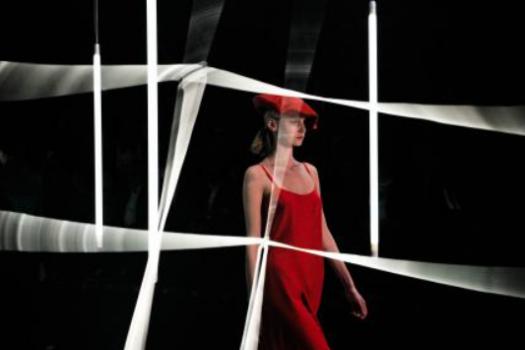 Онлайн трансляция с Mercedes-Benz Fashion Week Russia