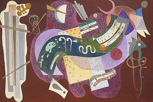Полотно Кандинского выставлено на торги Christie's