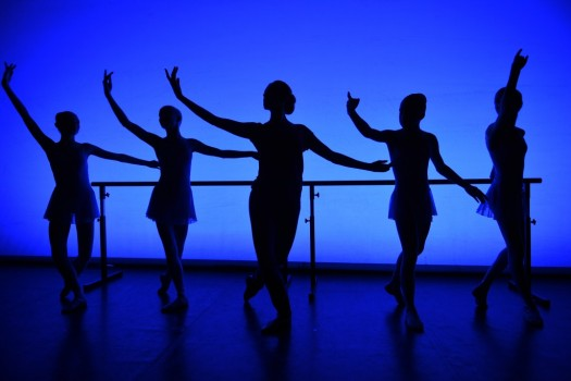 Школа балета Натальи Кремень отмечает пятилетие