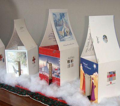 Как украсить дом к зимним праздникам