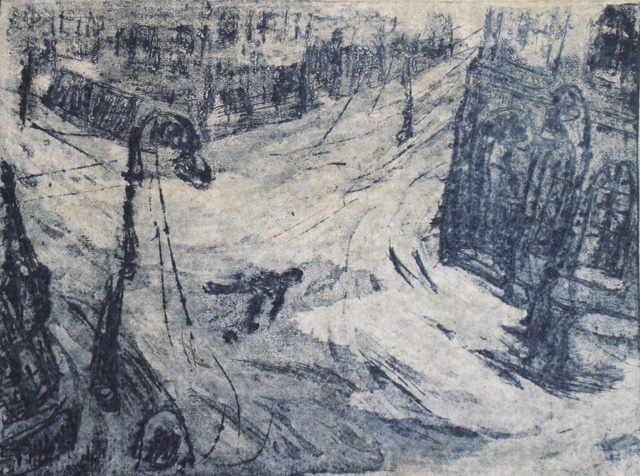 Marttila E. Crossroads. Winter 1941-42