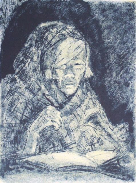Marttila E. Olga Berggolts.winter 1941-42