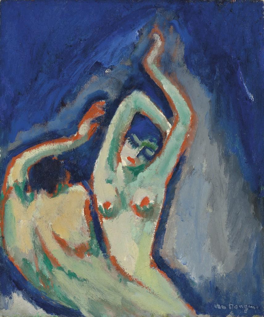 Kees van Dongen, Les Deux Anges