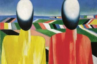 Революция: русское искусство 1917-1932