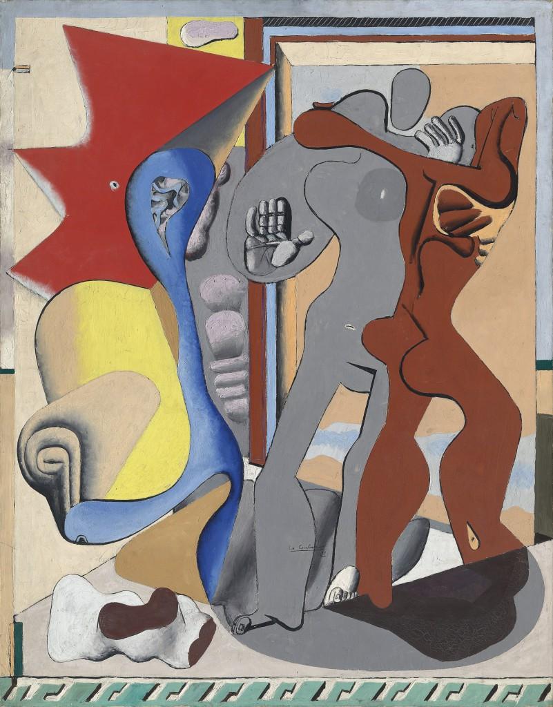 Le Corbusier, Femme Grise