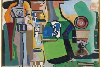 Искусство ХХ века на Christie's
