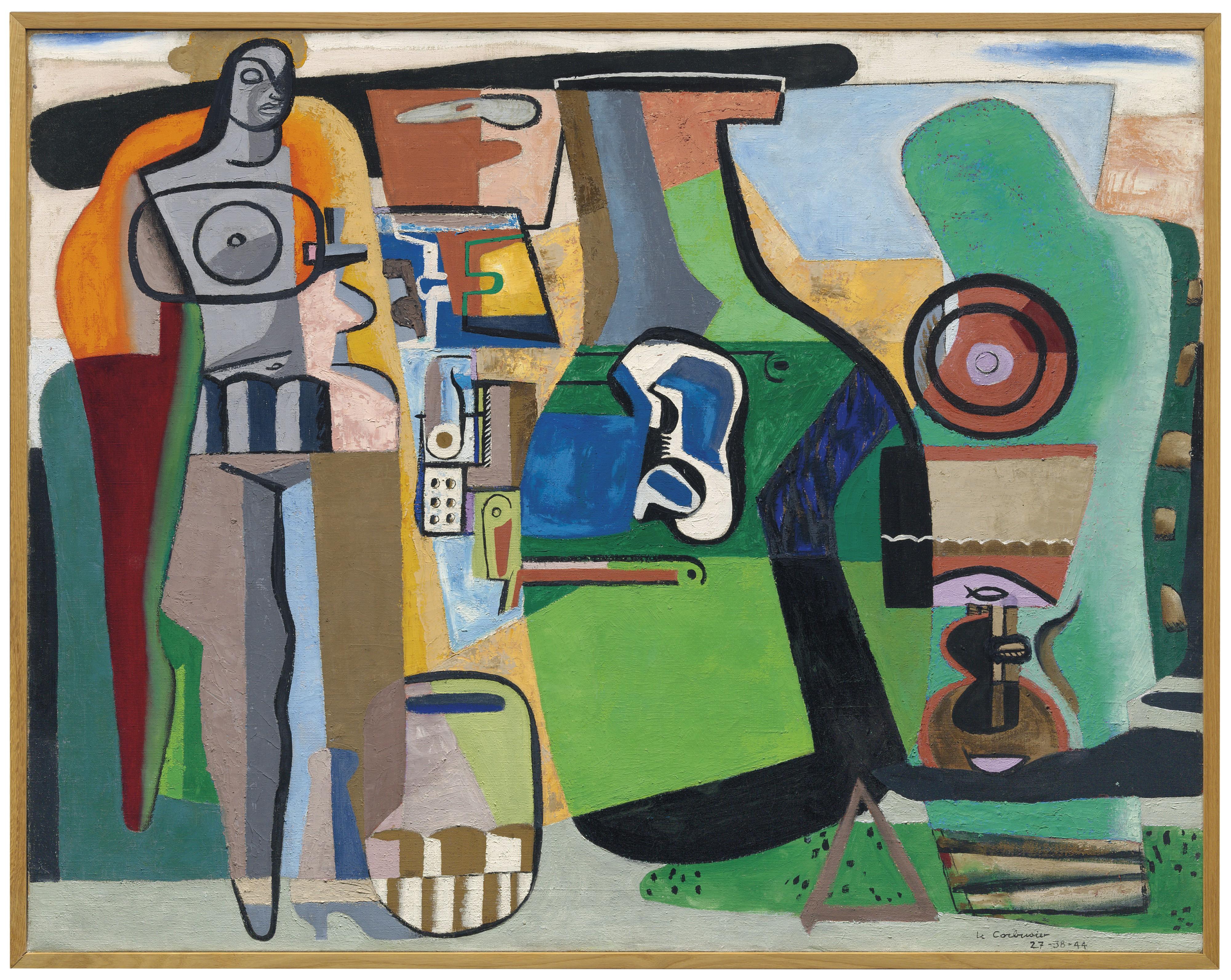 Le Corbusier, Nature Morte