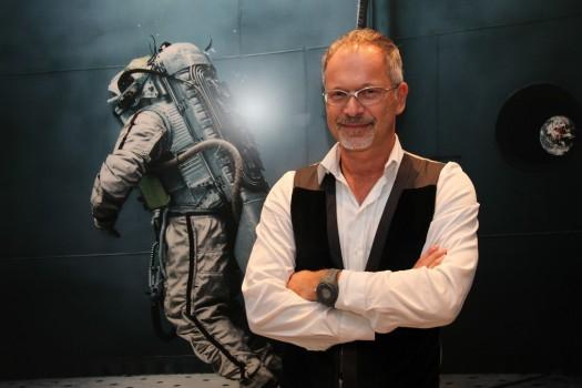 Майкл Наджар: Я готов полететь в космос