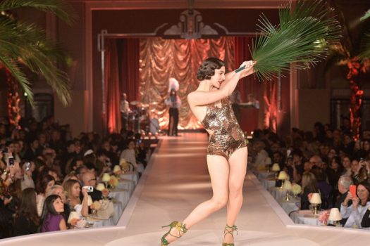 Факты и цифры Недели моды в Лондоне