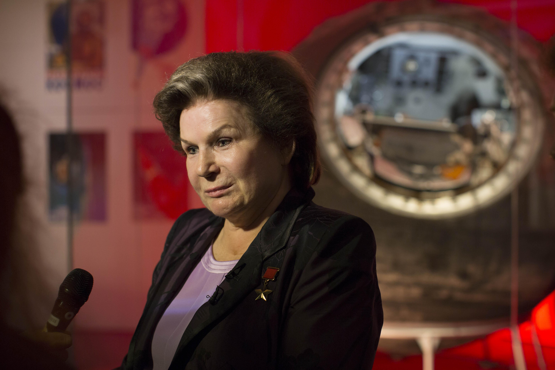 Cosmonauts Exhibition Launch        PIX.Tim Anderson