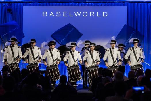 Международная выставка BaselWorld-2017 открылась!
