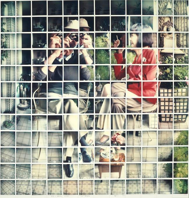 Дэвид Хокни «Billy + Audrey Willder», фотоколлаж (1982). Частная коллекция, Лос-Анджелес