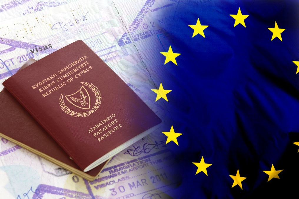 Cyprus - Passport - EU