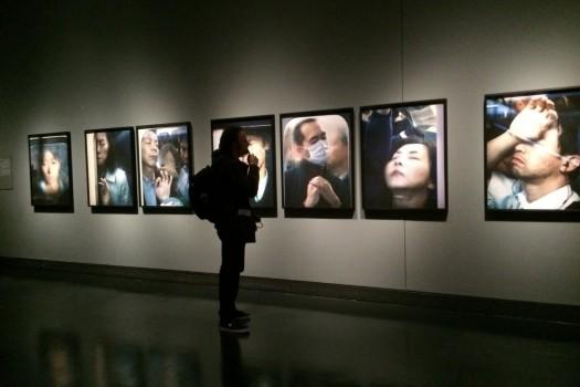 Выставка работ лауреатов премии Prix Pictet