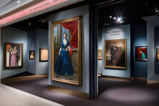 В Лондоне открылась выставка Masterpiece London