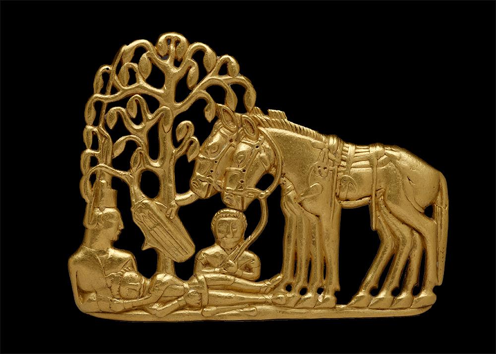 Выставка Скифы: воины древней Сибири