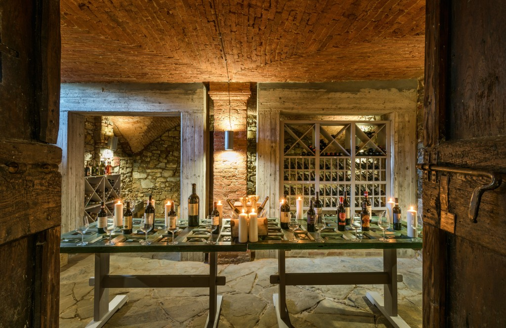 Standl 12 Vitigliano Winecellar