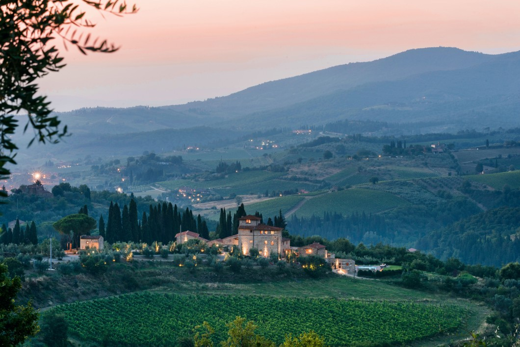 Тоскана: райское место Витильяно