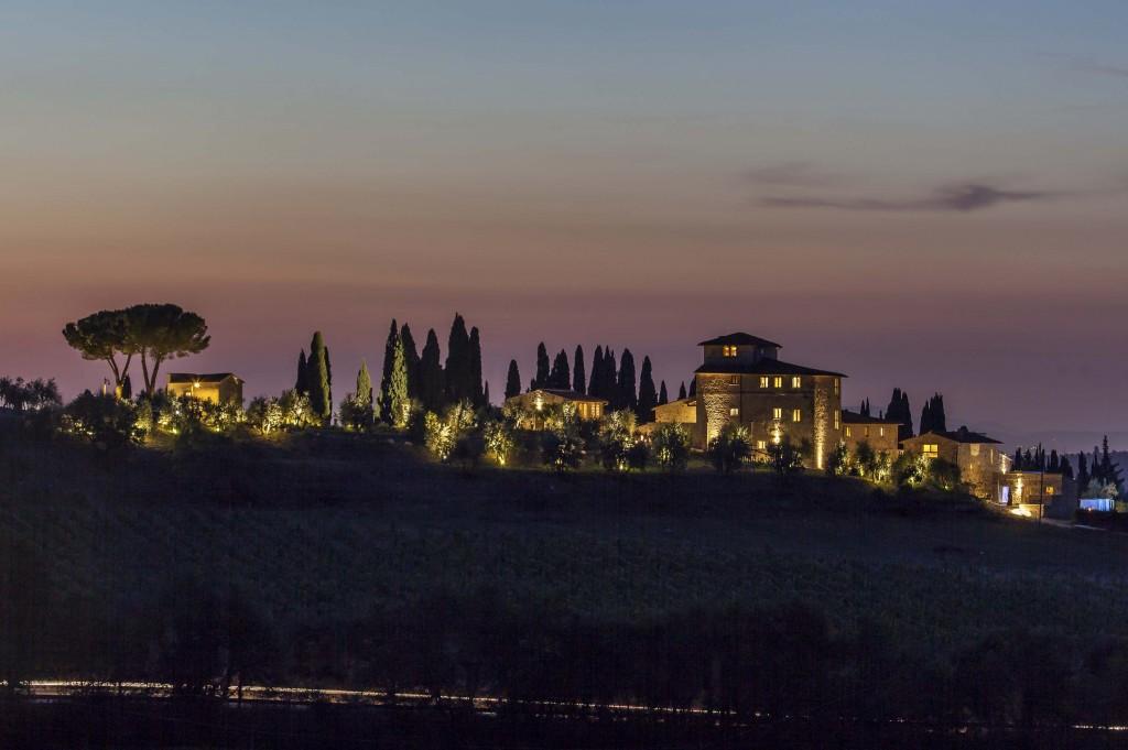 Vitigliano by Night