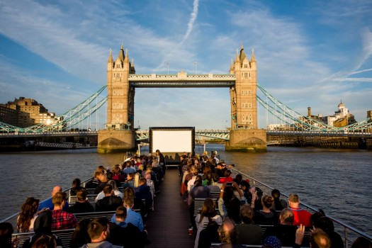 Под небом Лондона: кинотеатры