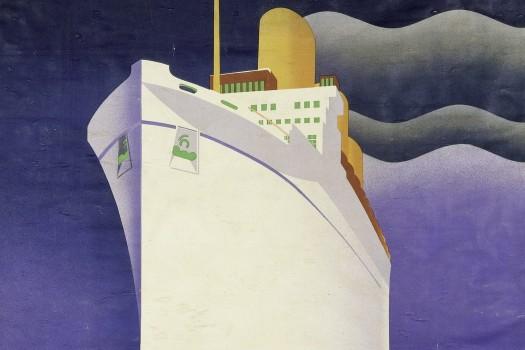 Выставка-сенсация «Океанские лайнеры: скорость и стиль»