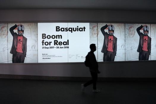 В Лондоне проходит выставка одного из самых дорогих художников