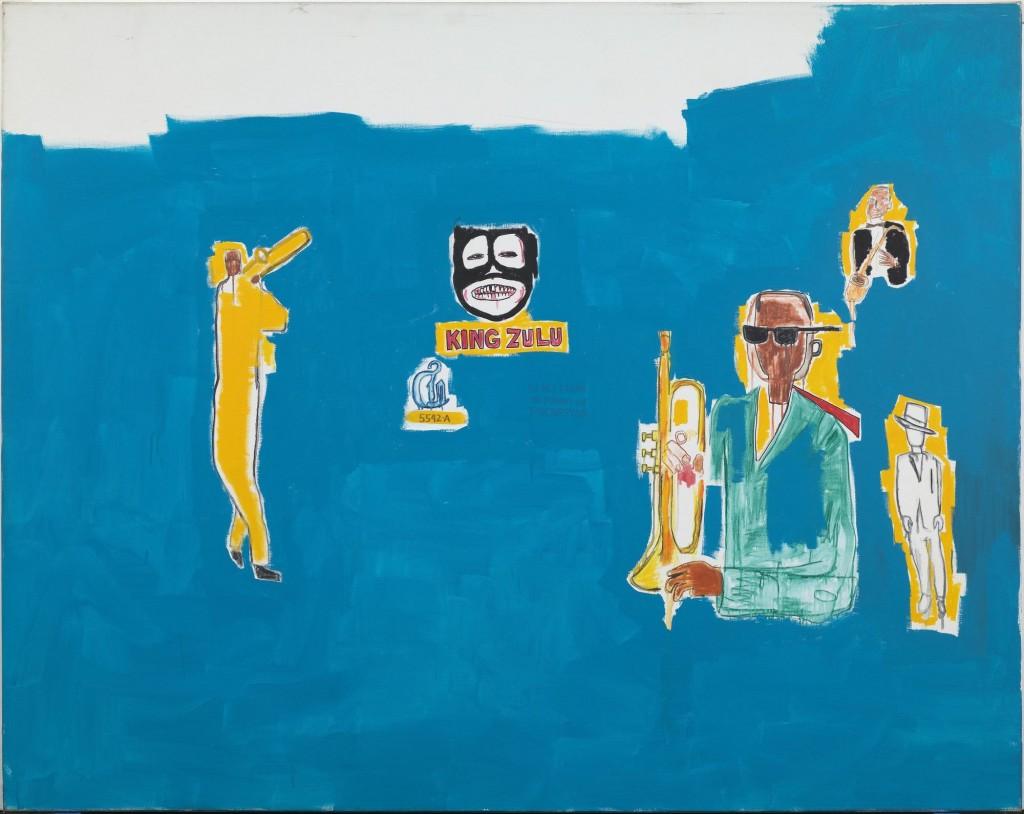 Жан-Мишель Баския. Король Зулу, 1986