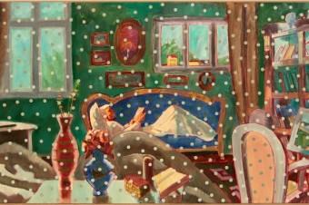Tate Modern представил ретроспективу Ильи и Эмилии Кабаковых