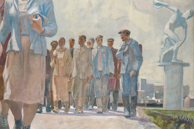 Аукционный дом MacDougall's  лидирует по продаже советского искусства