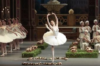 Балеты Большого театра на киноэкранах Лондона