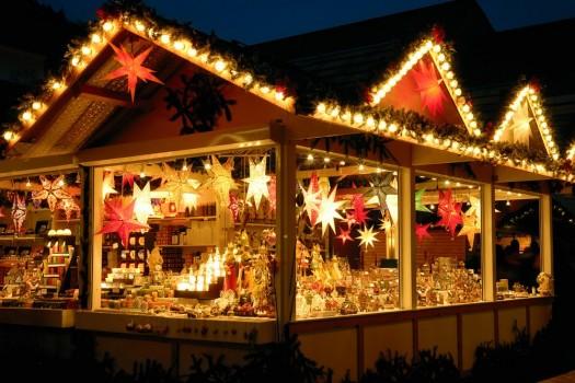 Шесть рождественских базаров Великобритании